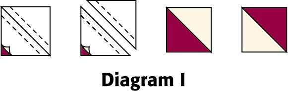McQ U - Intro to Half-Square Triangles