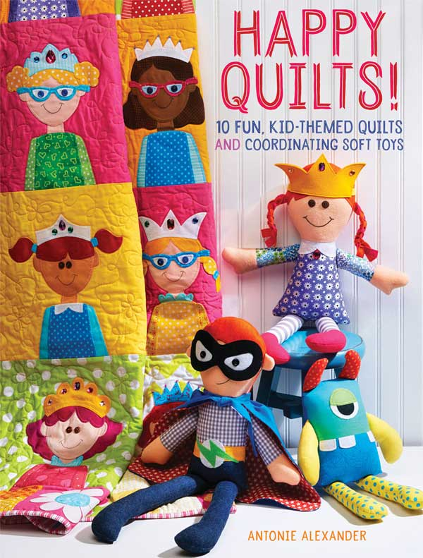 Book Review: Happy Quilts | McCall's Quilting Blog - The Quilting ... : happy quilting - Adamdwight.com