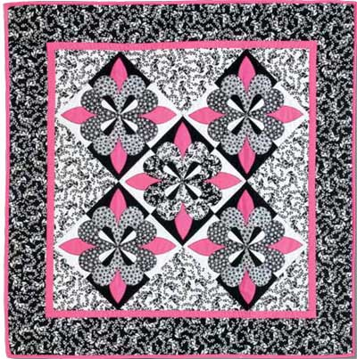 Friday Free Quilt Patterns: Hearts Abloom   McCall's Quilting Blog ... : quilts with hearts - Adamdwight.com