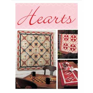 Hearts300px Top Ten Valentine Quilts and Projects