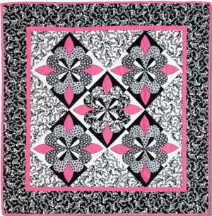 HeartsAbloom300px Top Ten Valentine Quilts and Projects
