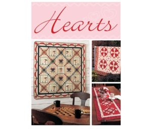 Free Heart Quilts eBook