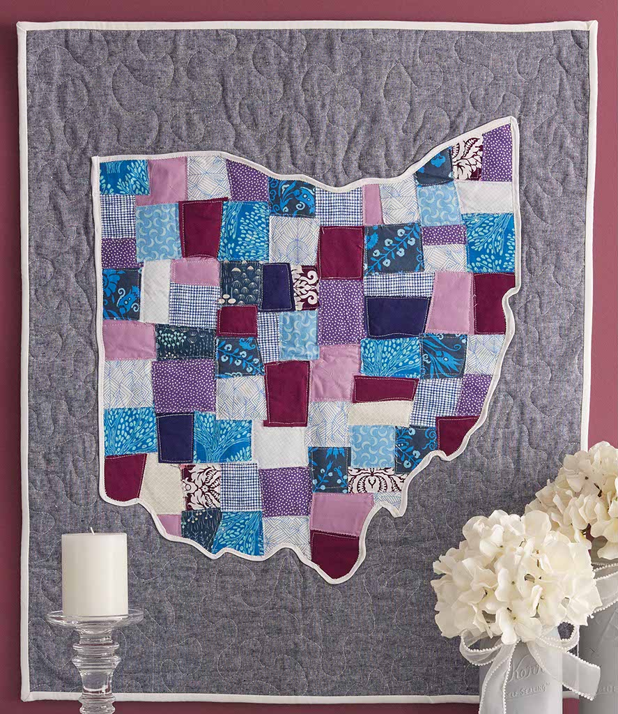 Home State Home Quilt