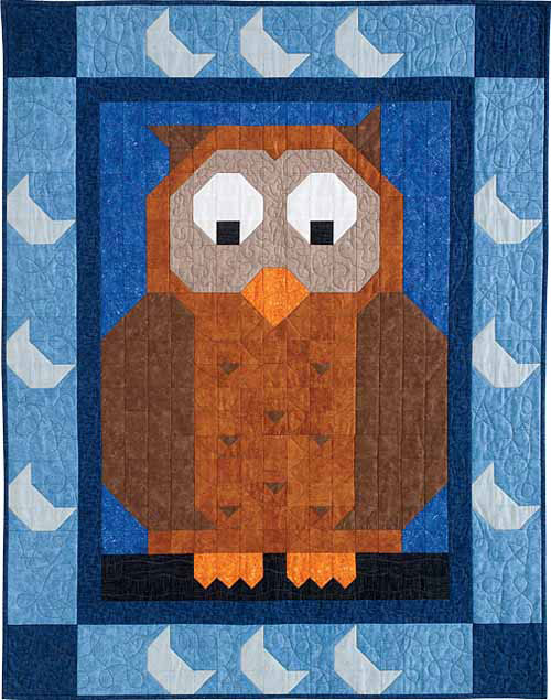 HooPatch Quiltmakers Patch Pals Collection