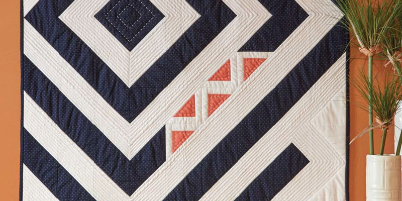 What makes it a modern quilt?