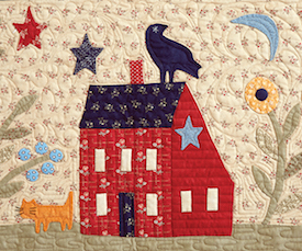 Welcome to the Over the Meadow Quilt Along!