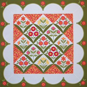 IMG 5479 300x300 Design Wall Tuesday   Charm Quilt Patterns