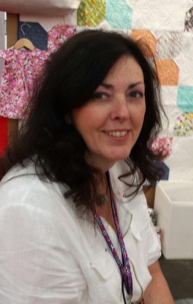 Sandi Irish -- Fons & Porter Contributor