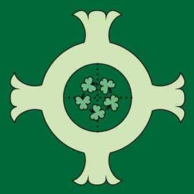 Irish Cross Free Quilt Block Pattern