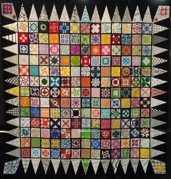 Jane 4 Photos of Quilts from International Quilt Festival 2016