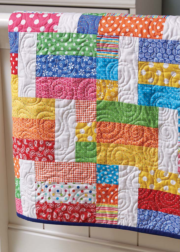 Jelly Sandwich Quilt Fons Amp Porter The Quilting Company