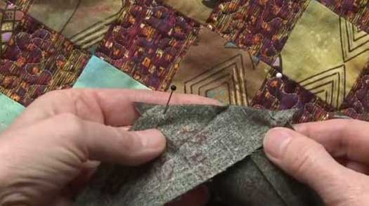 FREE Quilt Binding Video Part 3 of 4: Joining the Ends