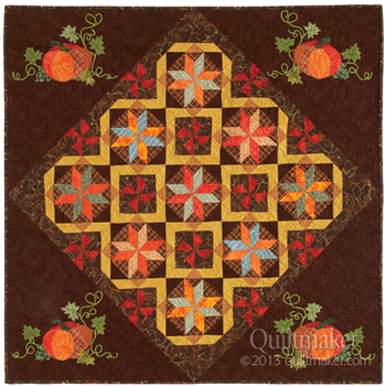 Jos Pumpkin Patch Quilt 10 Favorite Quilts for Fall and Halloween