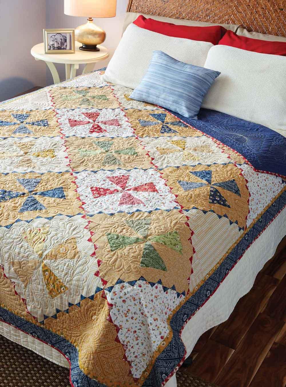 Josie Quilt -- Free Quilt Pattern
