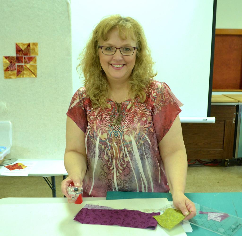 Deborah Kalenty -- Fons & Porter Contributor
