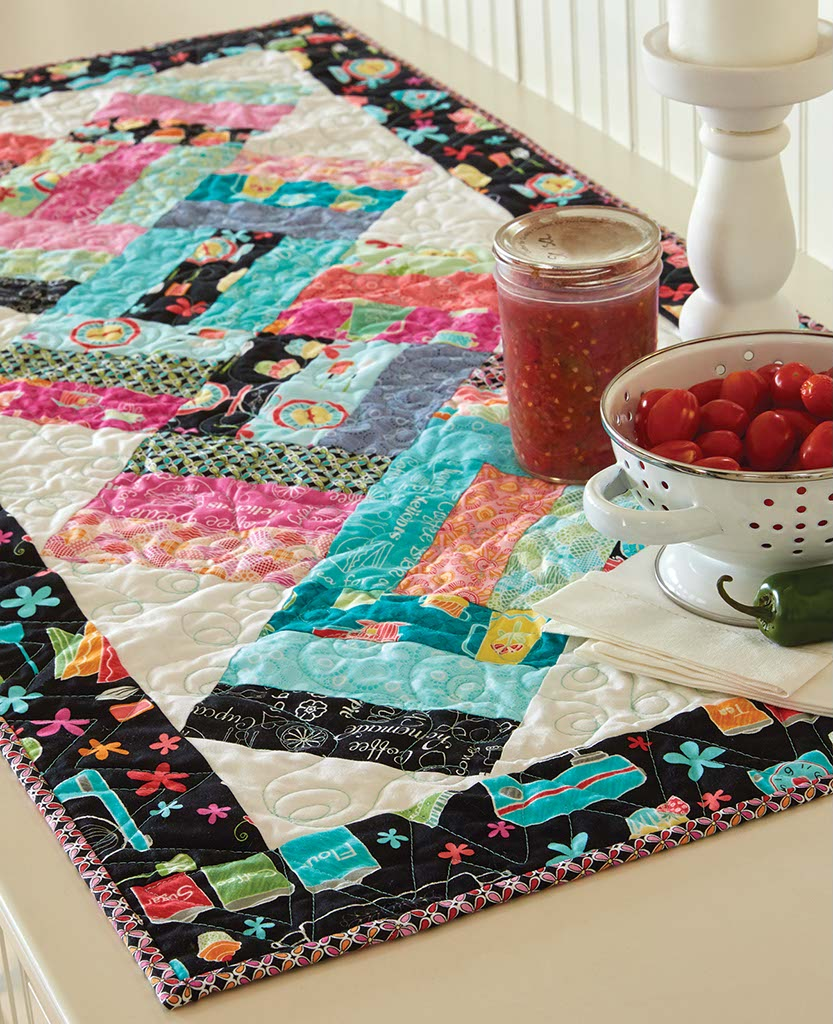 Kitchen Makeover Quilt Fons Amp Porter The Quilting Company