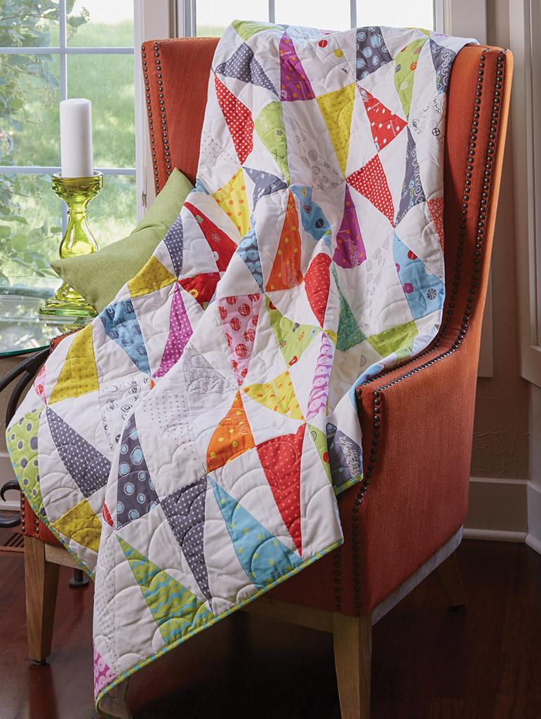 Kite Flying Quilt