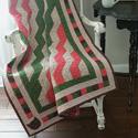Kitty Corner Baby Quilt Pattern