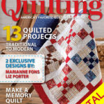 Love of Quilting July/August 2013