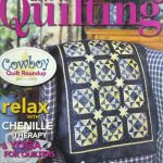 Love of Quilting January/February 2005