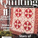 Love of Quilting January/February 2009