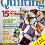 Love of Quilting January/February 2013