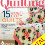 Love of Quilting January/February 2014