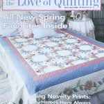Love of Quilting March/April 2000