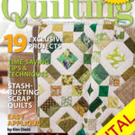 Love of Quilting March/April 2013