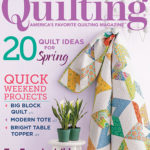 Love of Quilting March/April 2014