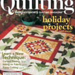 Love of Quilting November/December 2009