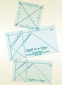 LQN2020 QM Bitty Blocks: Flying Geese Pinwheels