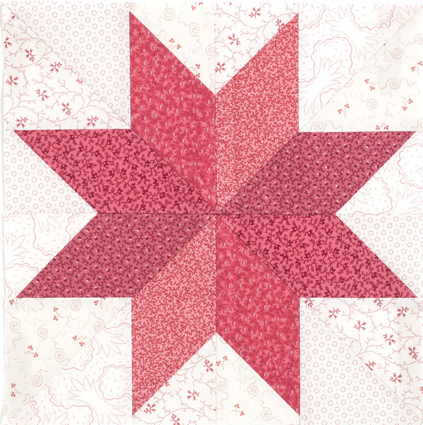 Tuesday Tutorials Lemoyne Star Block Without Set In Seams