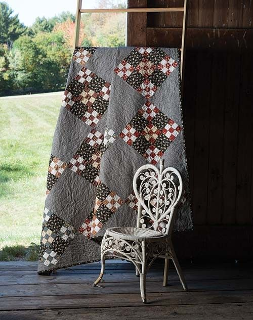 LittleHouseOnThePrairie1 Little House on the Prairie Quilt Ideas