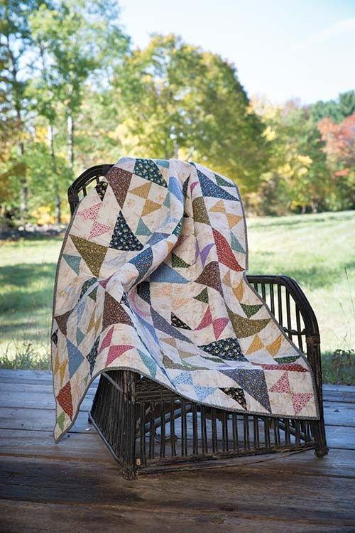 LittleHouseOnThePrairie2 Little House on the Prairie Quilt Ideas