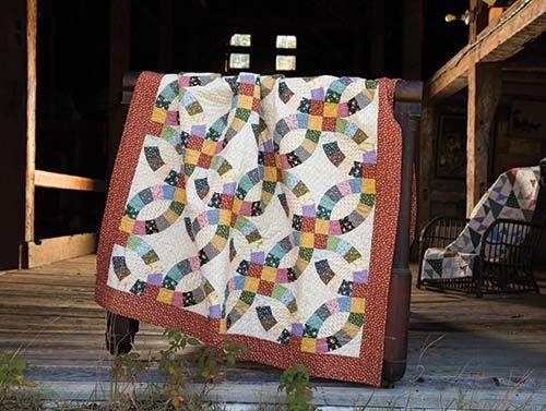 LittleHouseOnThePrairie3 Little House on the Prairie Quilt Ideas