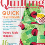 Love of Quilting July/August 2014