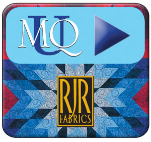 MQU Partner Product Features/Strip-Piecing Diamonds/Lone Star Salute