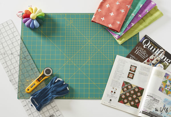 Love of Quilting TV Show - Series 3100 Tools & Supplies