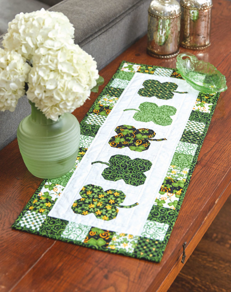 BLOCK Friday: St. Paddy's Day Quilts