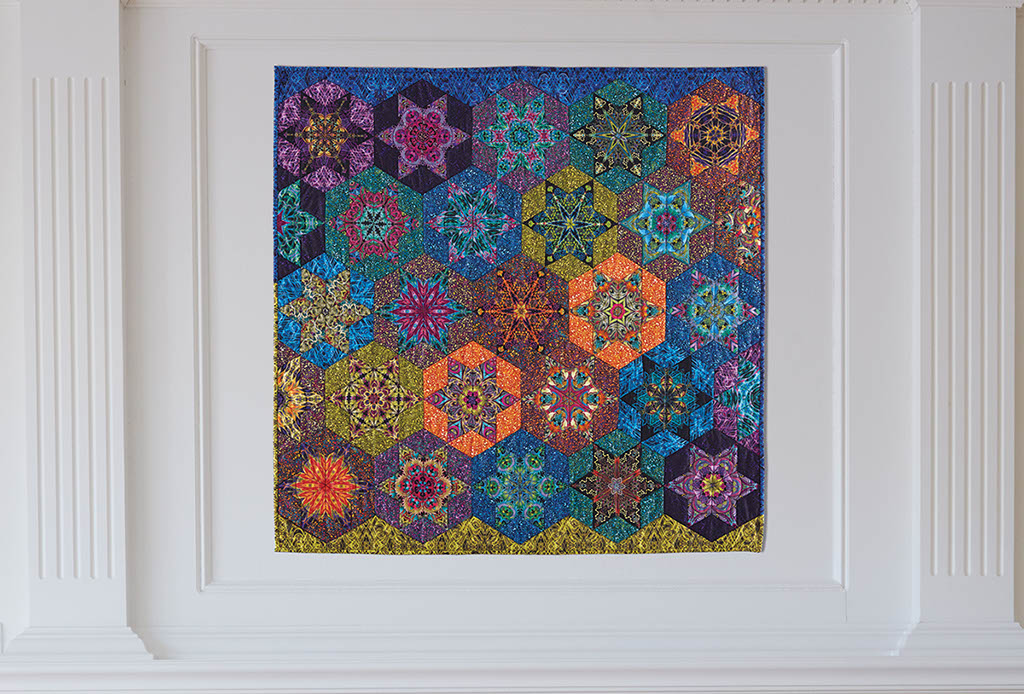 Luminous Quilt Pattern