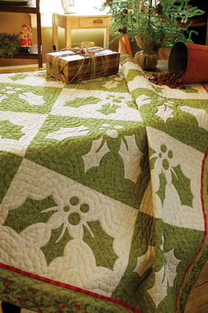 All-American Christmas | November/December 2008 | McCall's Quilting
