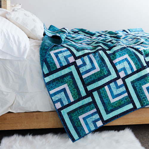 McCall's Quilting - Townhouses Quilt Kit