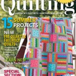 Love of Quilting May/June 2012