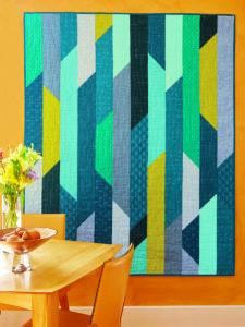 modern patchwork, modern quilt, improv piecing, brenda ratliff