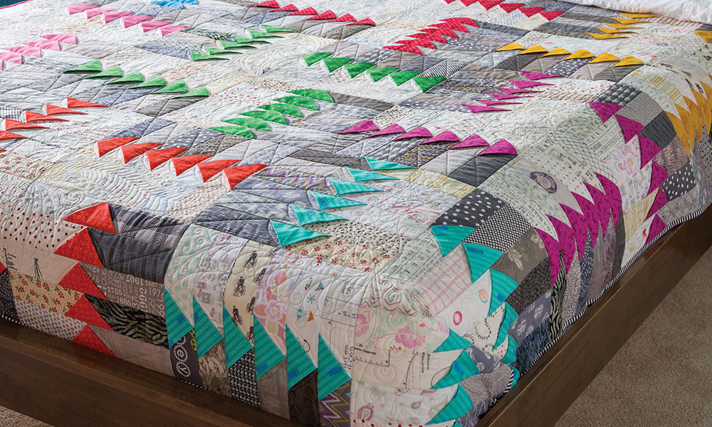 Standard Quilt Sizes Twin Full Queen King And More Quilting