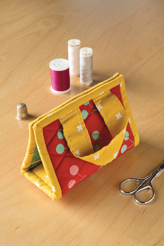 Sewing Take-Along Kit by Cinzia Allocca