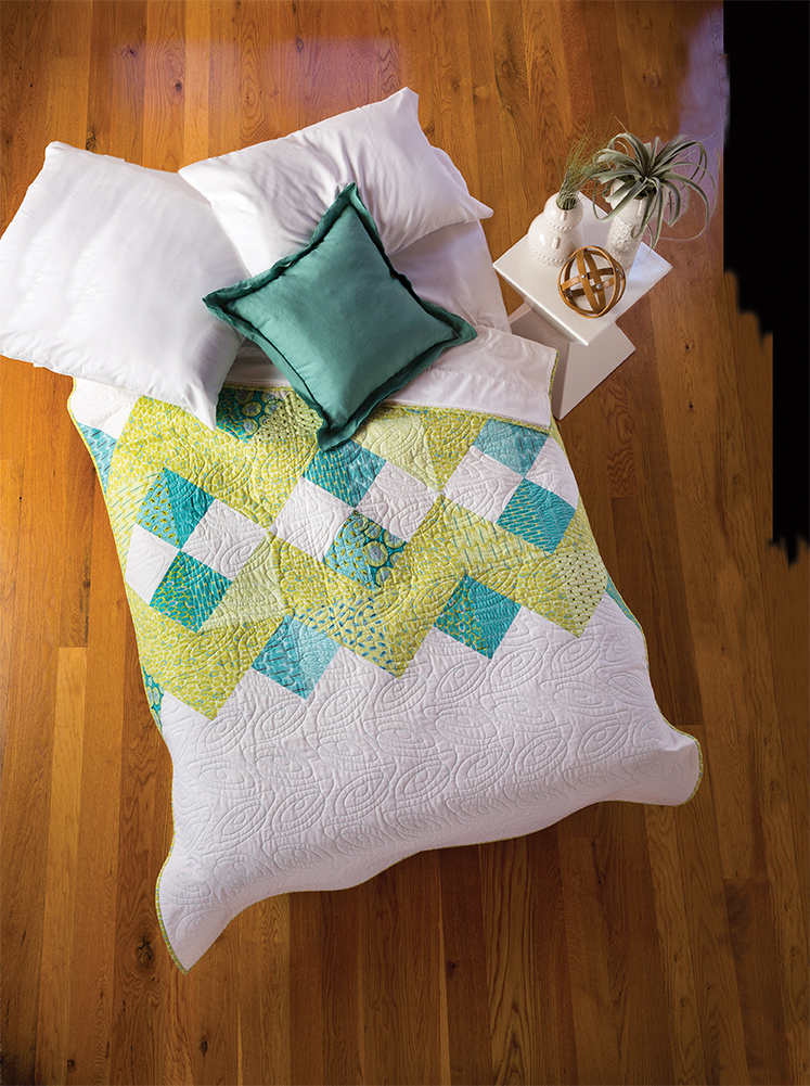 Icing on the Cake Quilt by Marny Buck and Jill Guffy