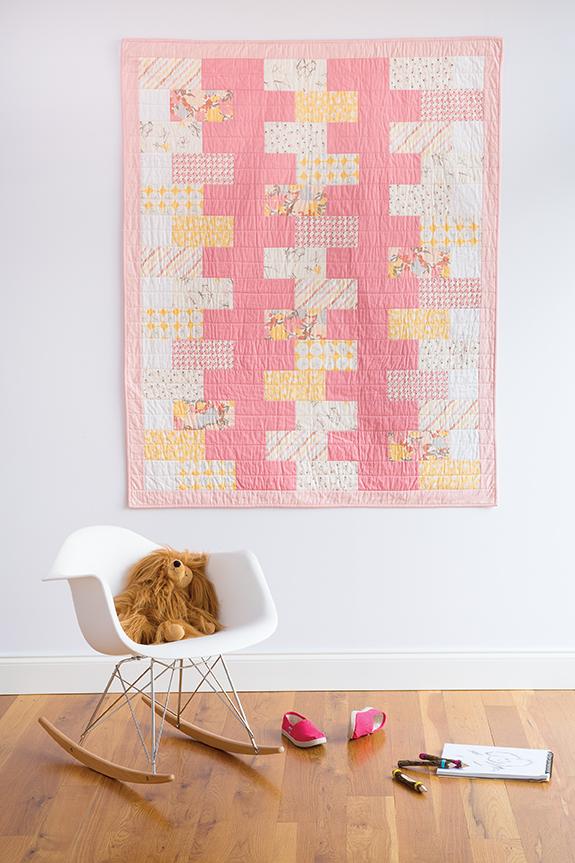 Gunta Quilt by Sharon Holland