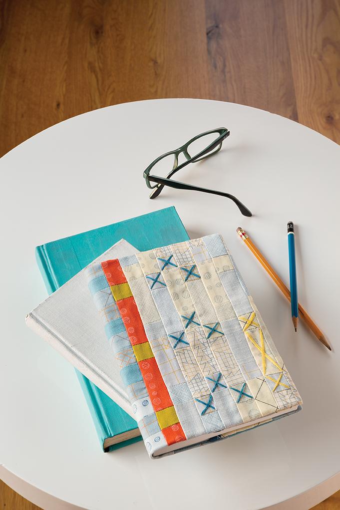 Sketchbook Cover by Lee Chapelle Monroe